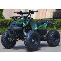 Quad Camo, Duży Quad na Benzyne, 110 cm^3, Czterosuwowy Silnik z Biegiem Wstecznym, Rozrusznik Elektryczny