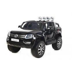Samochod Elektryczny RSX bialy, tapicerowane siedzenie, 2,4 GHz do, 4x silnik, Dwumiejscowy, 2x12V/7ah bateria, FM Radio, Bluetooth, pilot