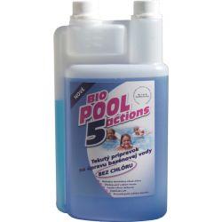 BioPool 5 Actions, Uzdatnianie Wody Bez Chloru